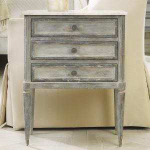 Тумба SMALL 3-DRAWERS CABINET WITH MARBLE TOP