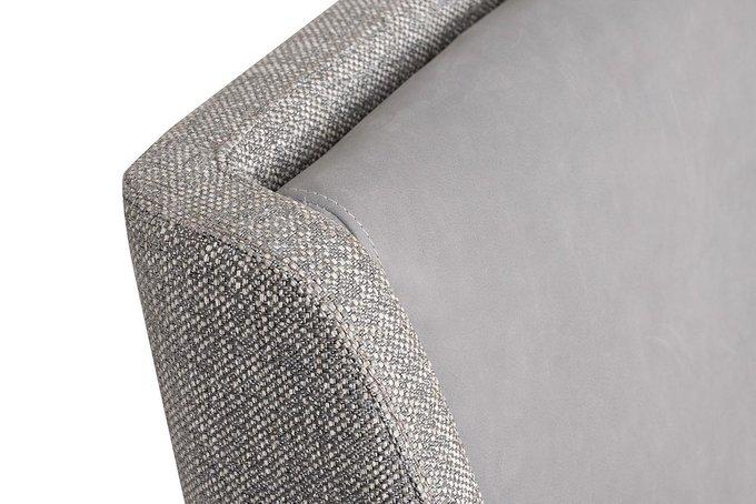 Кровать Michelle серого цвета 160х200