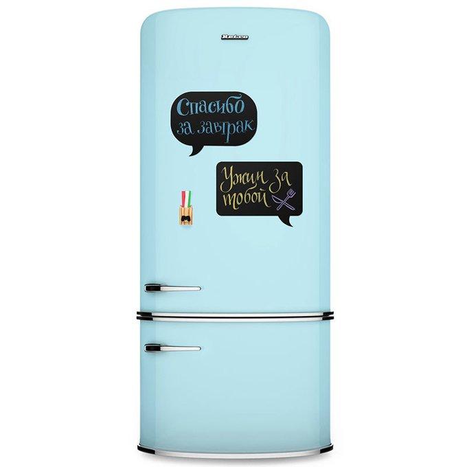 Магнитная доска на холодильник Melompo chat мини