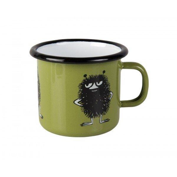 Кружка Moomin Стинки из стали