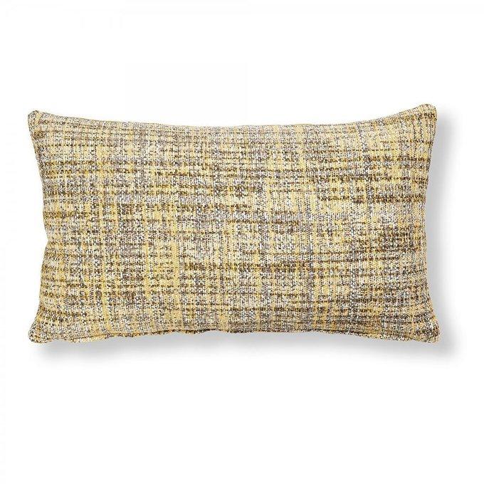 Чехол для подушки Boost из комбинированной ткани 30x50