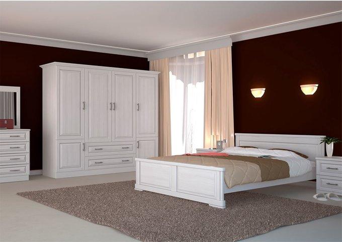 Кровать Эдем Лайт бук-слоновая кость 150х200
