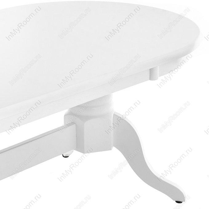 Журнальный стол Tango white белого цвета