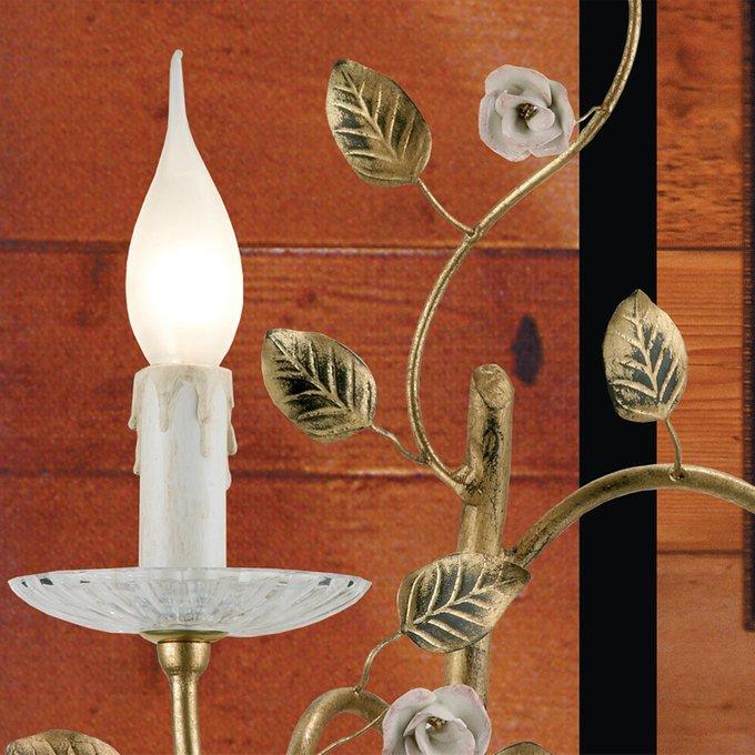 Бра Tredici в виде свечей в подсвечниках