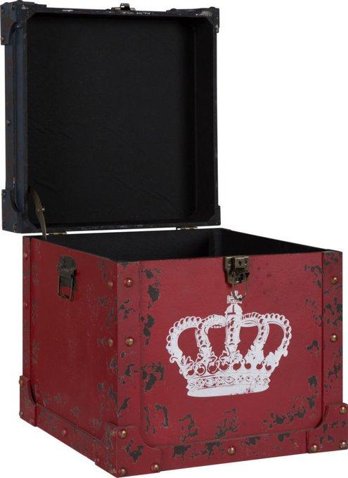 Сундук Crown из металла