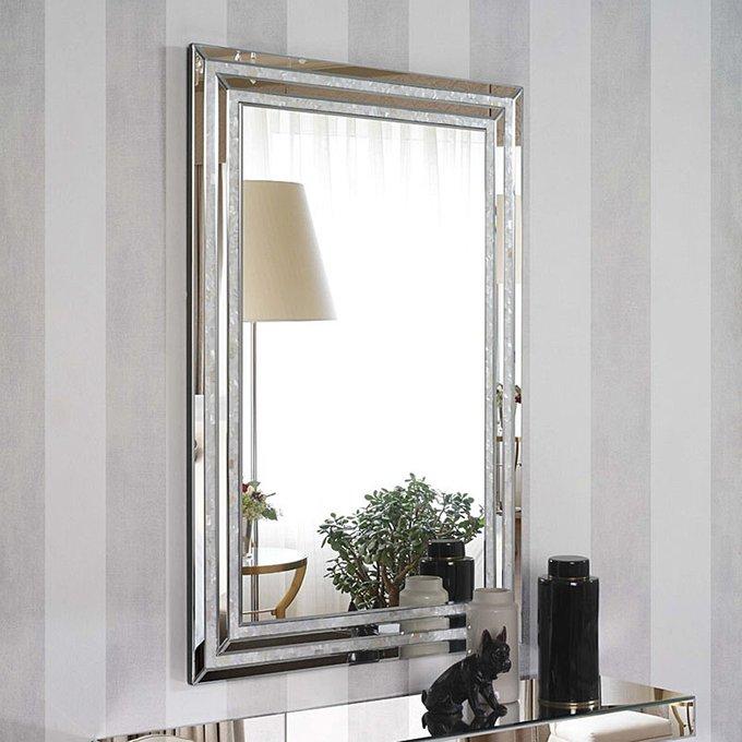 Настенное зеркало Сандерс