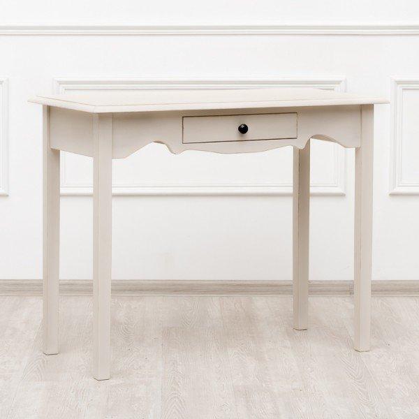 Письменный стол Odille белого цвета