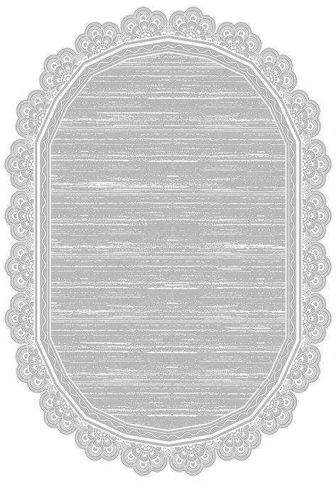 Ковер серого цвета 160х230