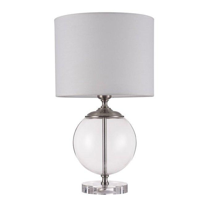 Настольная лампа Lowell с кремовым плафоном