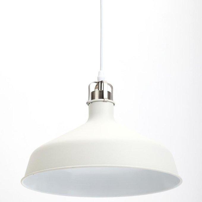 Подвесной светильник Loft белого цвета