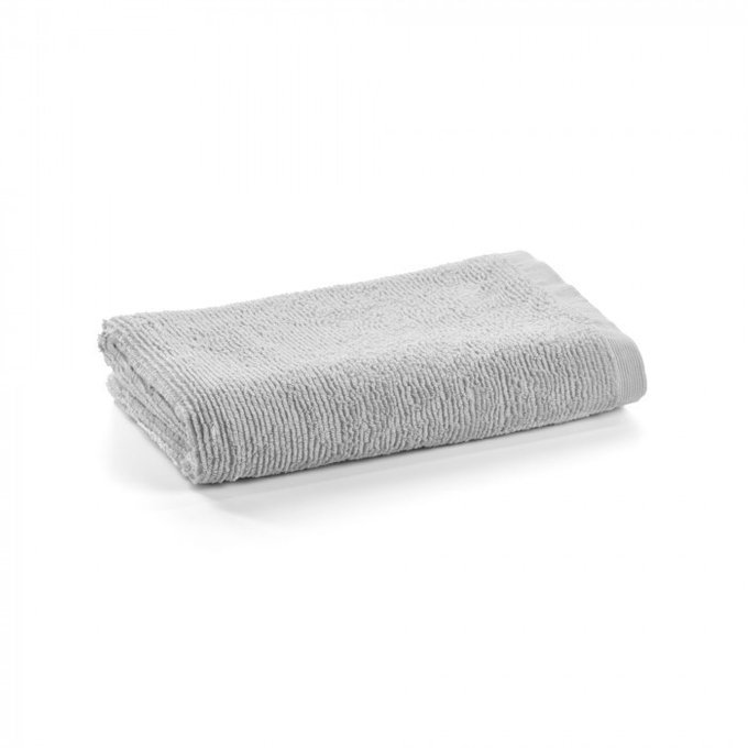 Банное полотенце Miekki small bath towel light grey
