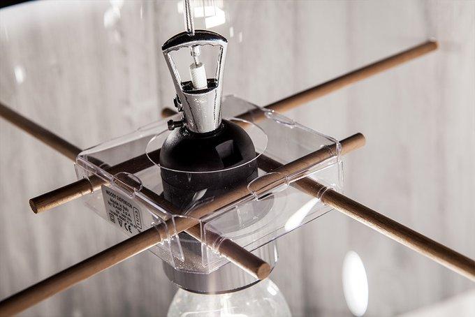 Подвесной светильник Slamp WOODY PURPLE из пластика