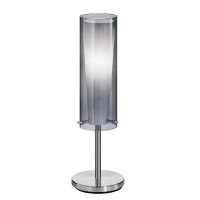 Настольная лампа декоративная Pinto Nero