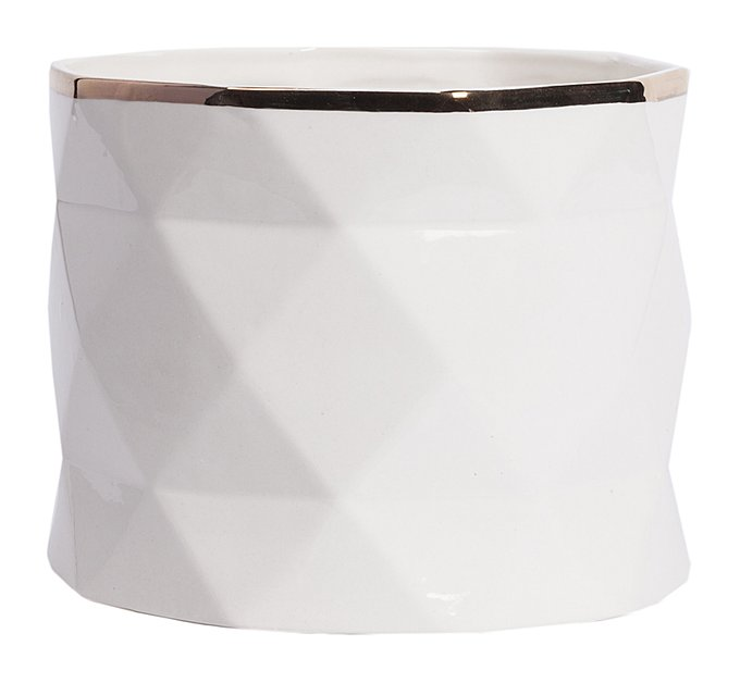 Декоративная ваза Allure Gold Middle