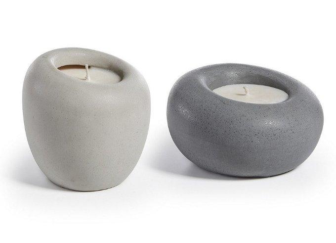 Набор из 2 свечей Julia Grup NUD