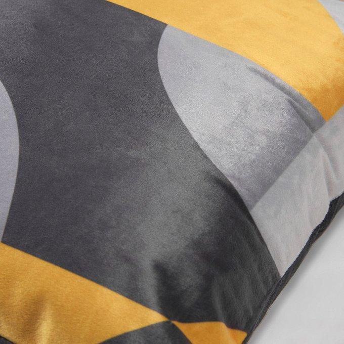 Чехол для подушки Rise из микрофибры