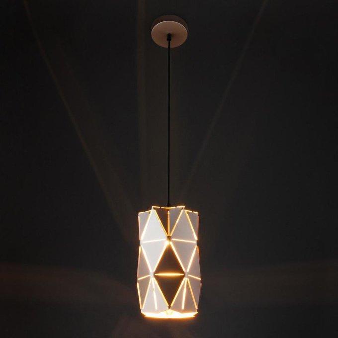 Подвесной светильник Reprise золотого цвета