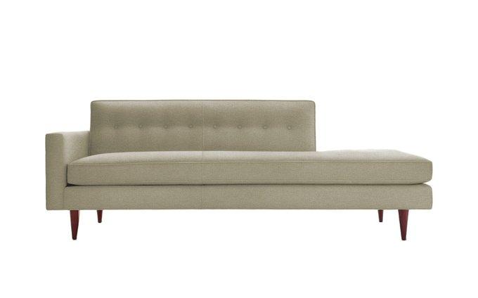 Диван Bantam Studio Sofa Светло-Серый
