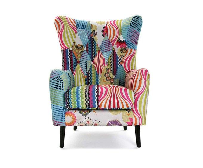 Кресло Juneau в обивке из ткани