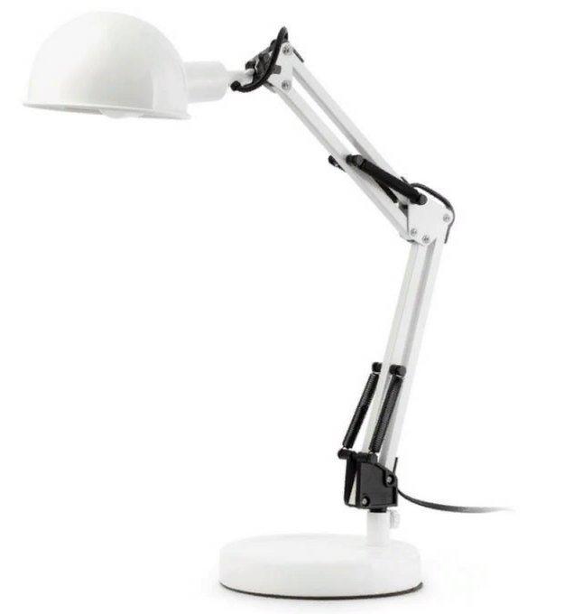 Настольная лампа Baobab Faro белая