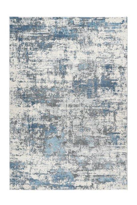 Ковер Paris голубого цвета 80х150