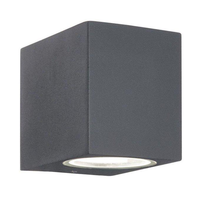 Уличный настенный светильник Ideal Lux Up Antracite