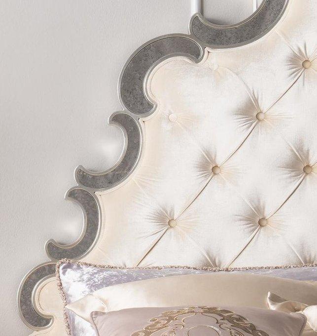 Кровать с решеткой Rimini 180х200