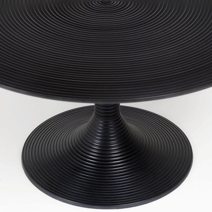 Журнальный стол Hypnotising черного цвета