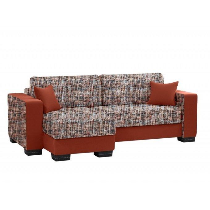 Взаимозаменяемый угловой диван-кровать Верона