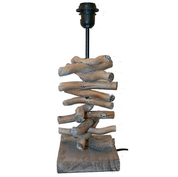 Основа для настольной лампы Eglo Seahouse из дерева и металла