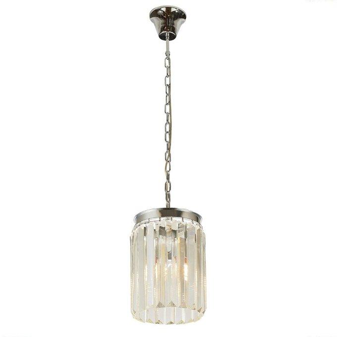 Подвесной светильник  Nova с прозрачным плафоном