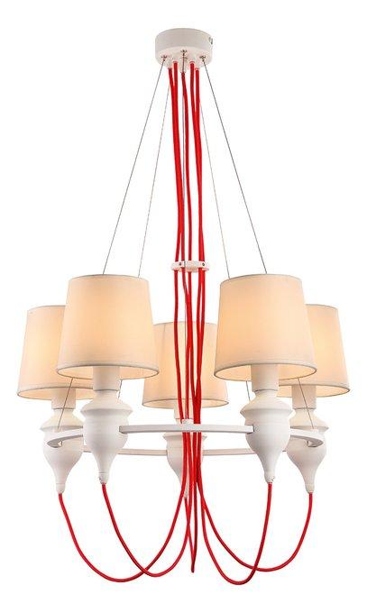 Подвесная люстра ARTE LAMP Sergio  в современном стиле