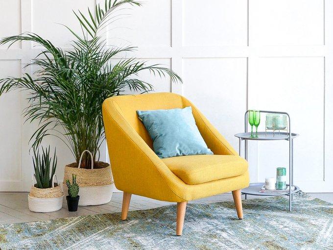 Кресло Corsica оранжевого цвета