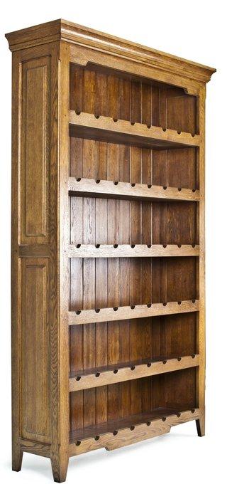 Шкаф для вина Еcolife Еurope, массив дуба