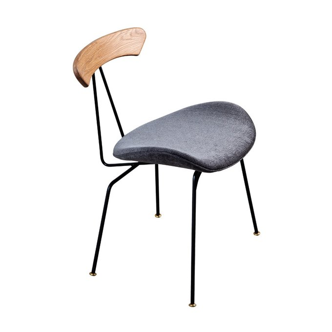 стул с мягкой обивкой JAYDEN CHAIR