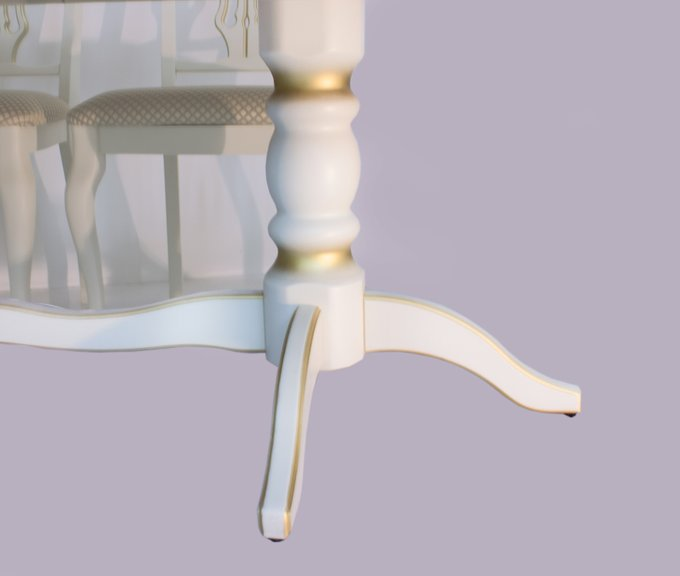 Стол раздвижной Вашингтон 2Р slkost patina zoloto