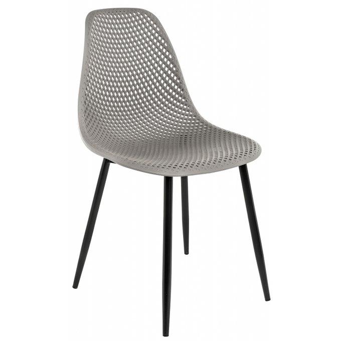 Обеденный стул Vero серого цвета