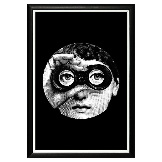 Арт-постер Лина версия Опера