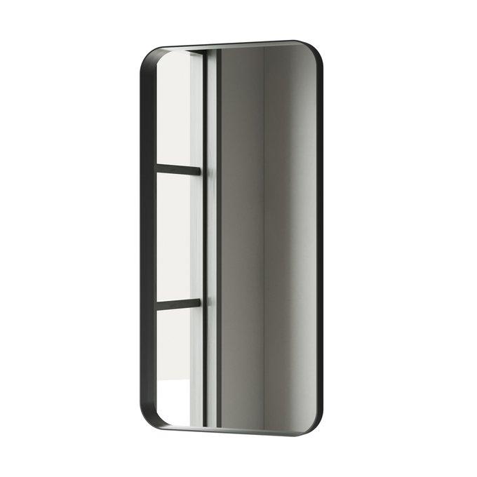 Зеркало Metal-3 в тонкой металлической раме