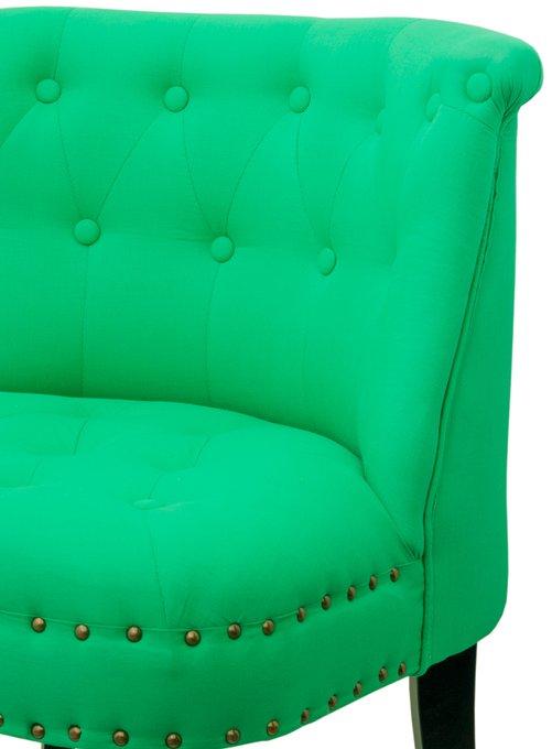 Кресло Aviana mint зеленого цвета
