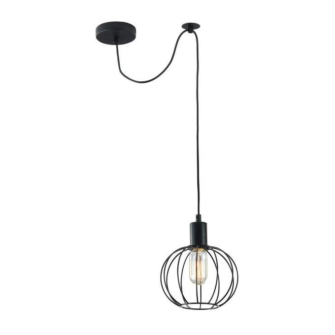 Подвесной светильник Monza из металлических прутьев