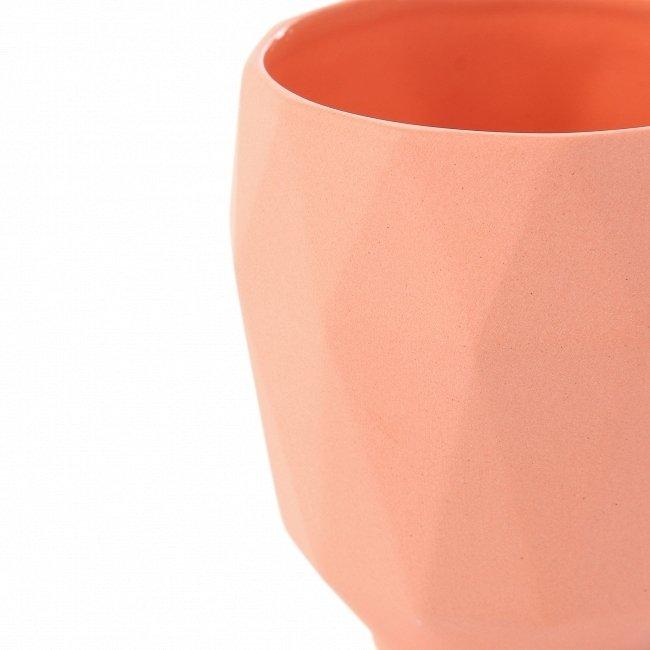 Чайная чашка Ramus оранжевого цвета