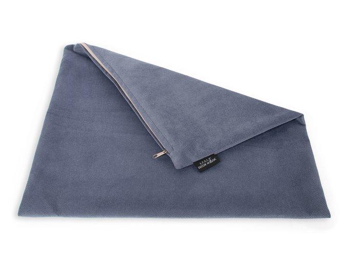Чехол для подушки Amigo Navy темно-синего цвета