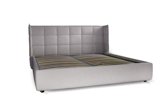 Кровать Миранда бежевого цвета 200х200