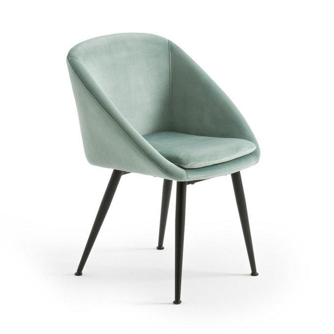 Обеденное кресло Topim из велюра