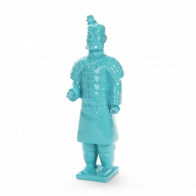 """Статуэтка """"Turquoise Warrior"""""""