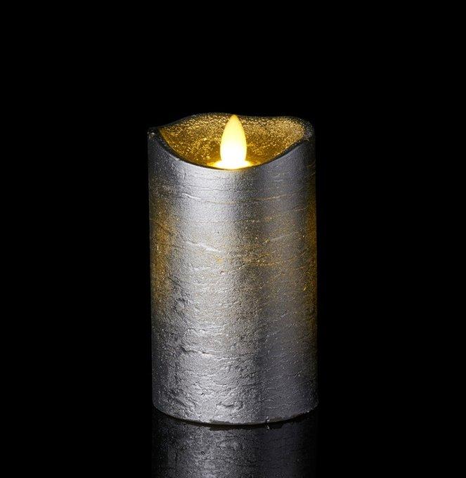 Светодиодная свеча с имитацией живого огня Tenna