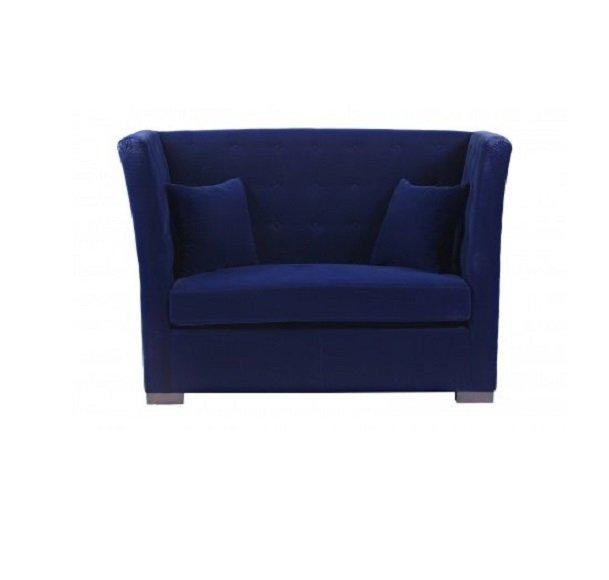 Диван Etienne синего цвета