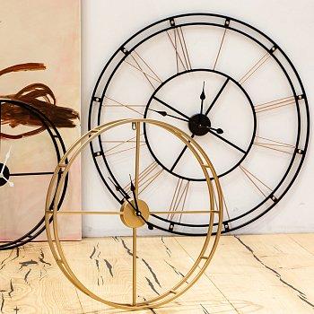 Часы «аухаус Голд цвета матовое золото