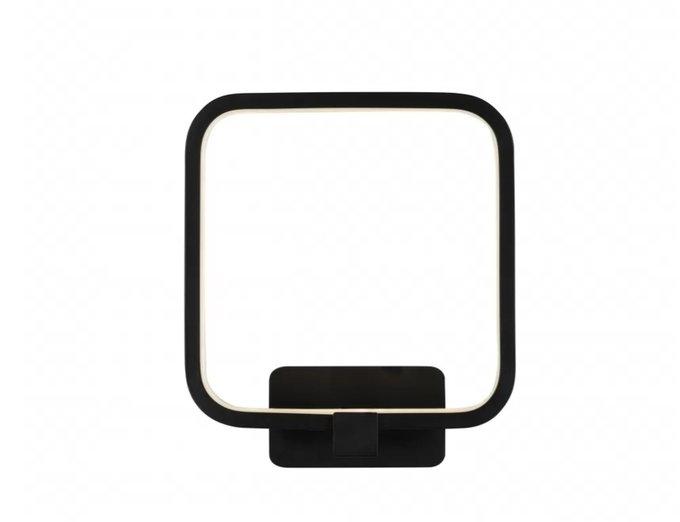Настенный светильник Satellite черного цвета